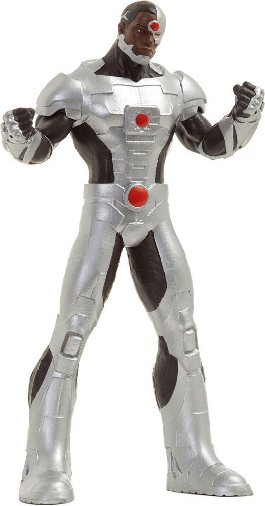Justice League Bendable Figure Cyborg 20 cm