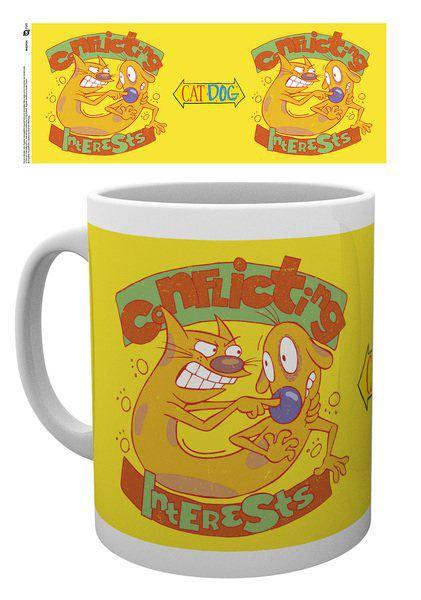 CatDog Mug Conflicting