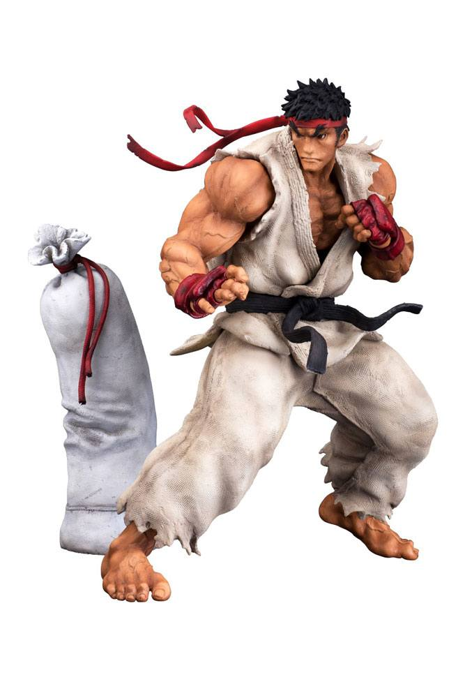Street Fighter III 3rd Strike Fighters PVC Statue 1/8 Legendary Ryu 21 cm