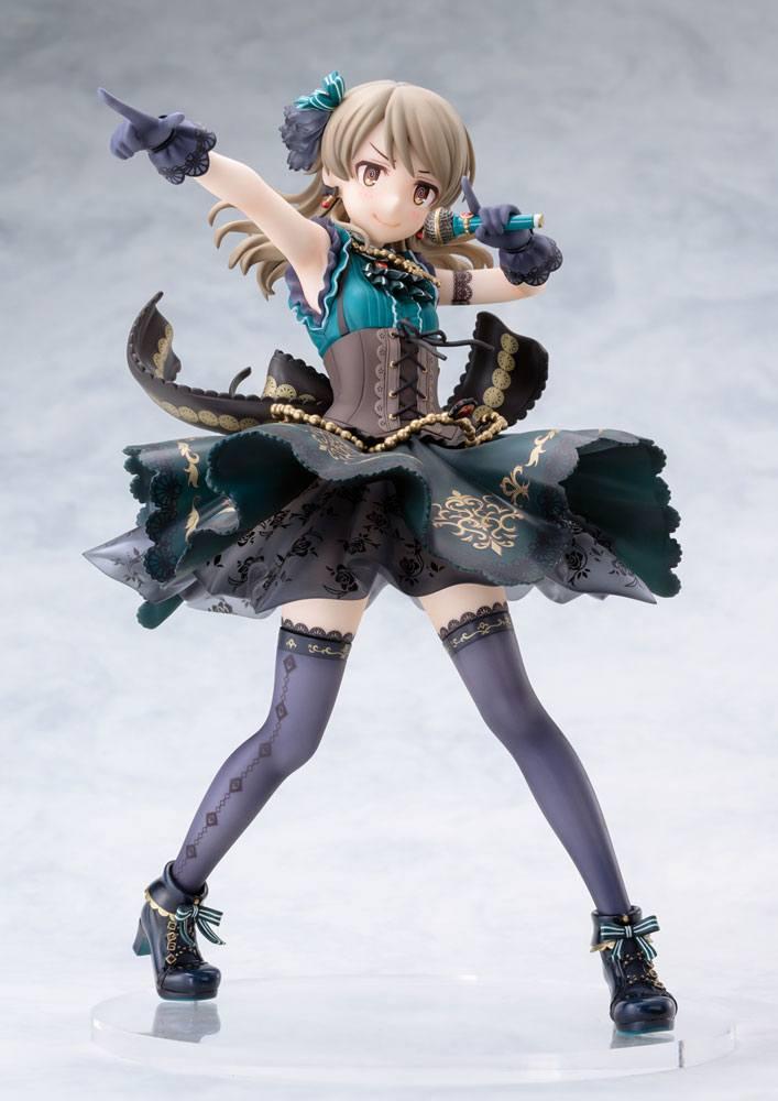 The Idolmaster Cinderella Girls PVC Statue 1/7 Nono Morikubo Gift For Answer Ver. 21 cm