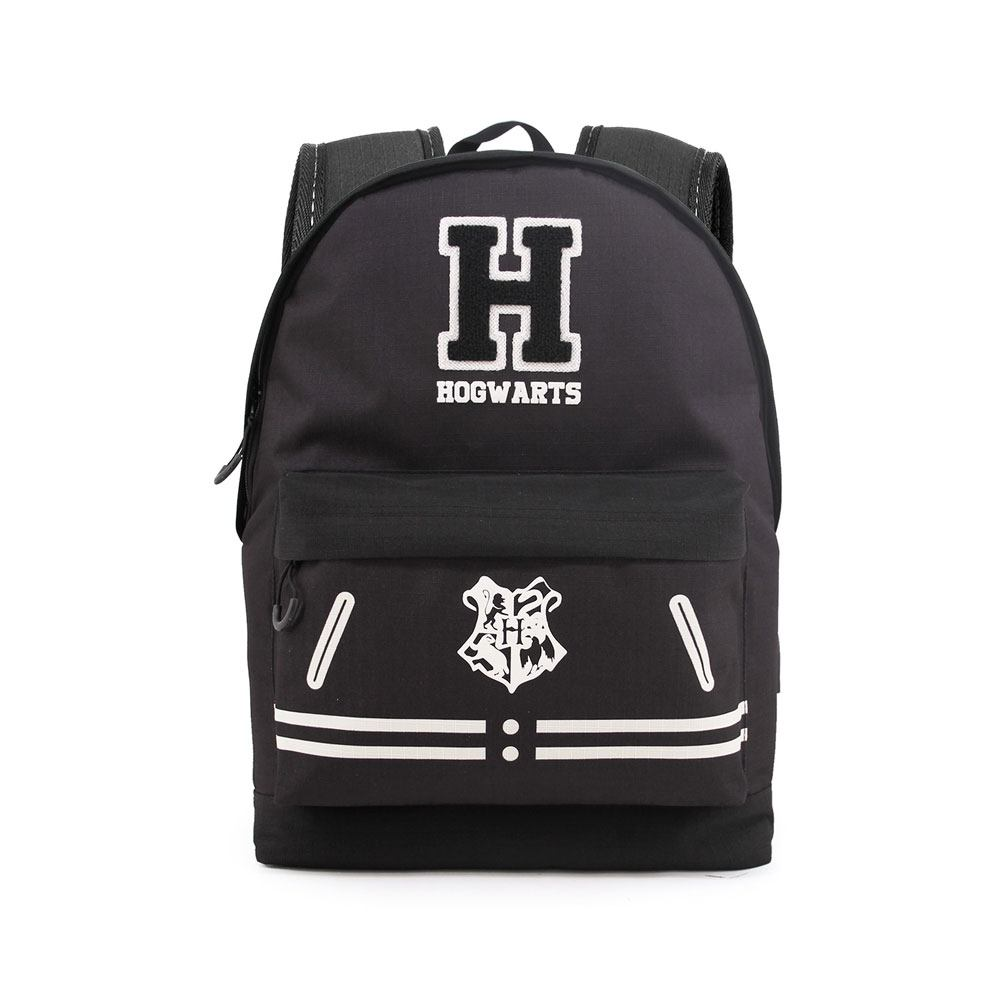 Harry Potter Backpack Hogwarts Black