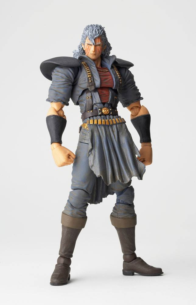 Fist of the North Star Action Figure Revoltech Yamaguchi LR-033 Shu 15 cm