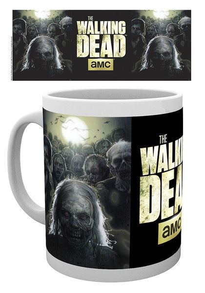 Walking Dead Mug Zombies II