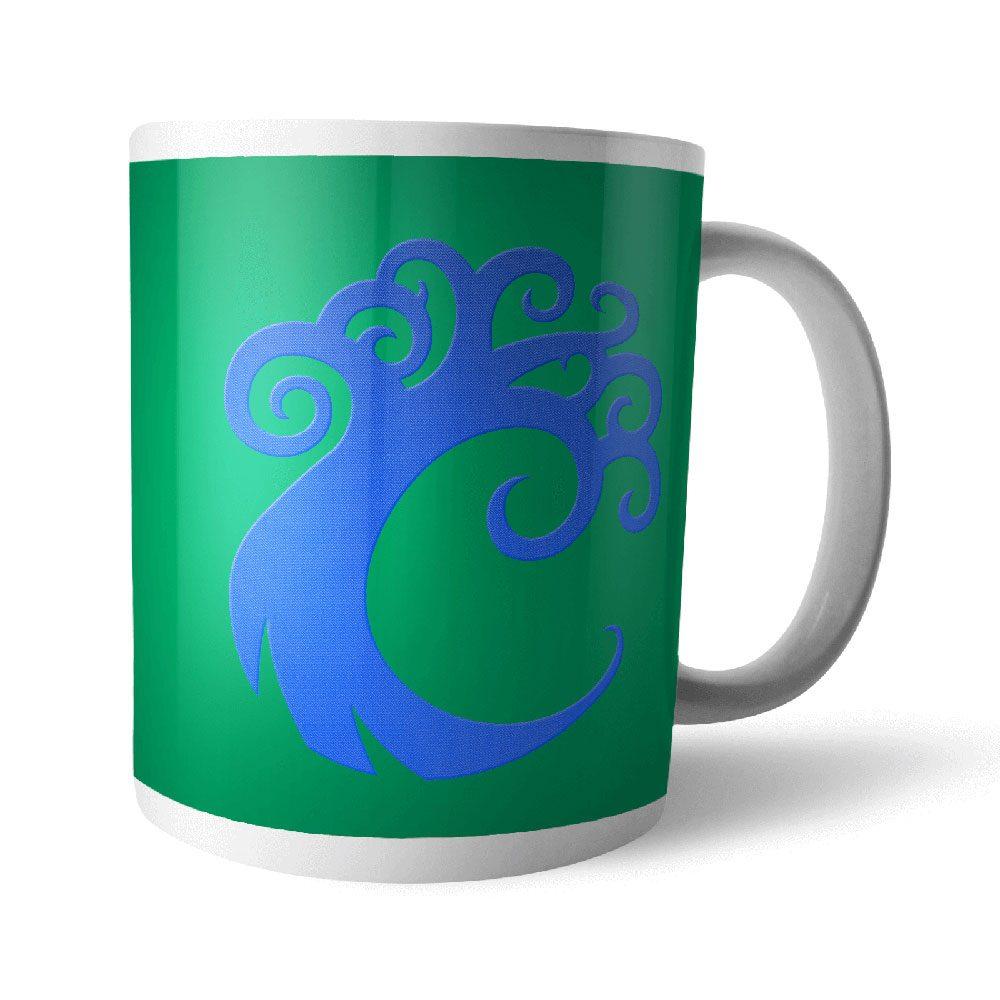 Magic the Gathering Mug Simic