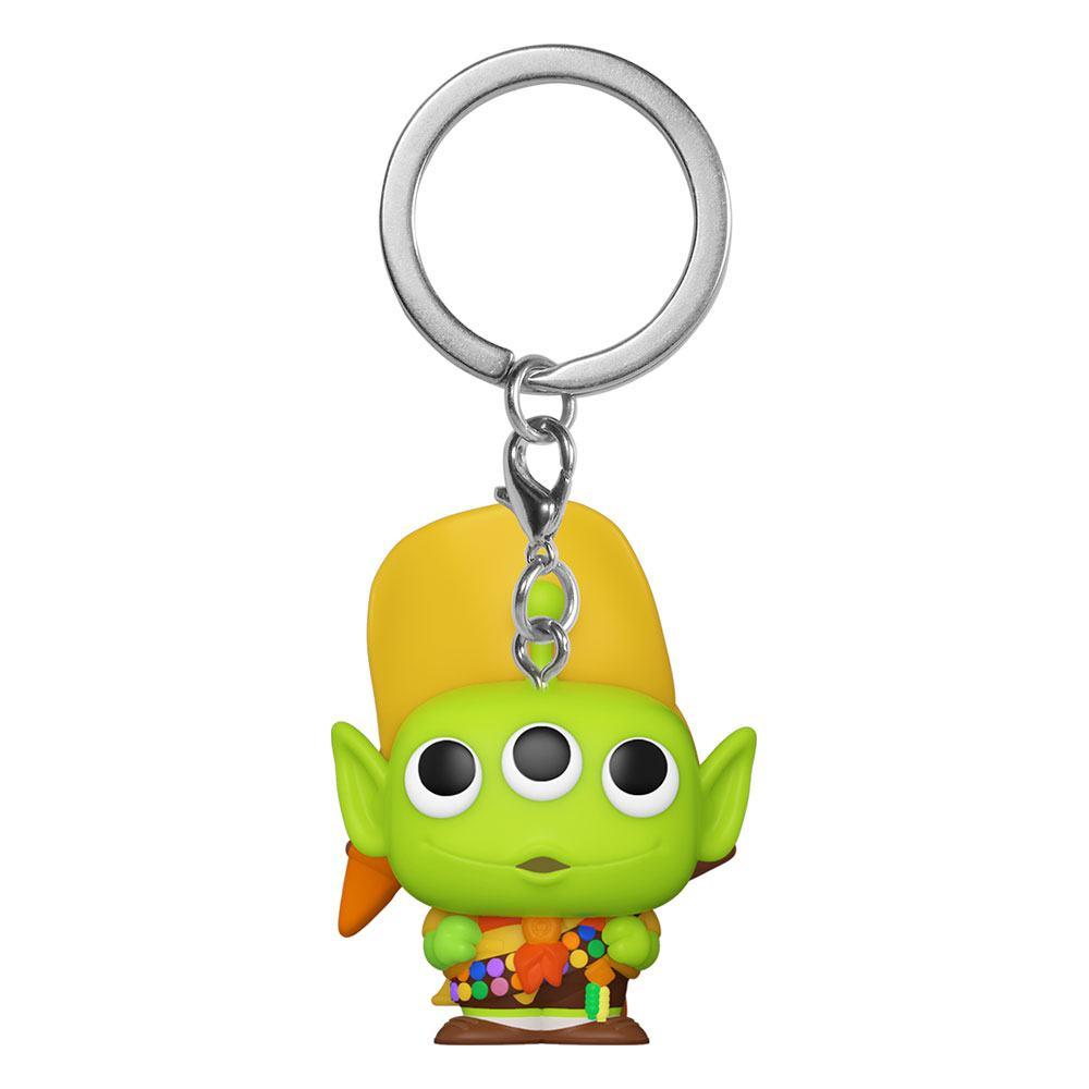 Toy Story Pocket POP! Vinyl Keychain Alien as Russell 4 cm
