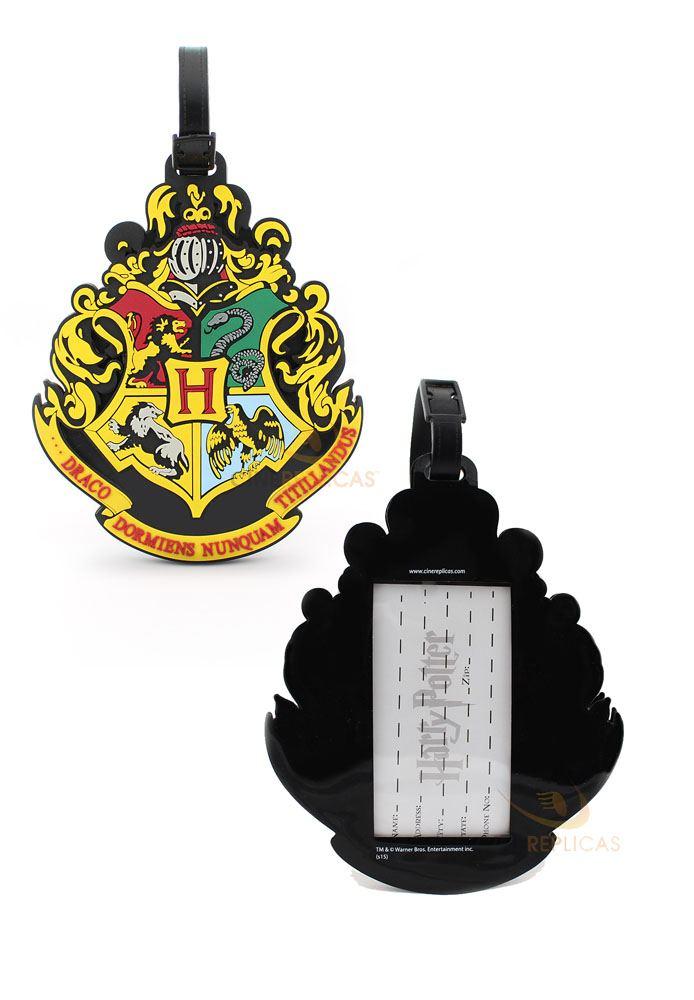 Harry Potter Luggage Tag Hogwarts