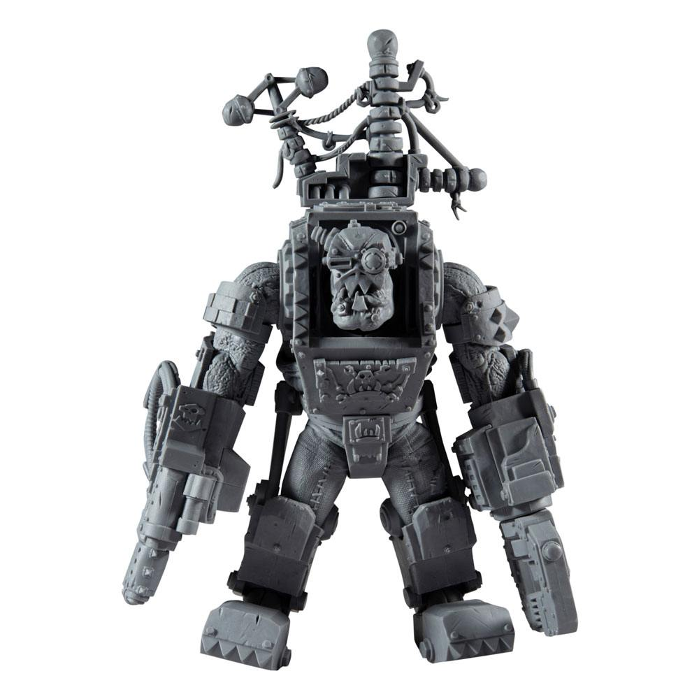 Warhammer 40k Action Figure OrkBig Mek (Artist Proof) 30 cm