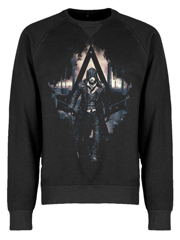 Assassins's Creed Syndicate Sweatshirt Warrior Size M