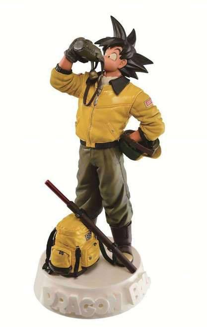 Dragonball Z SCultures Figure Son Goku Special Color Ver. 18 cm