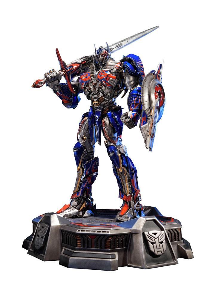 Transformers The Last Knight Statue Optimus Prime 89 cm
