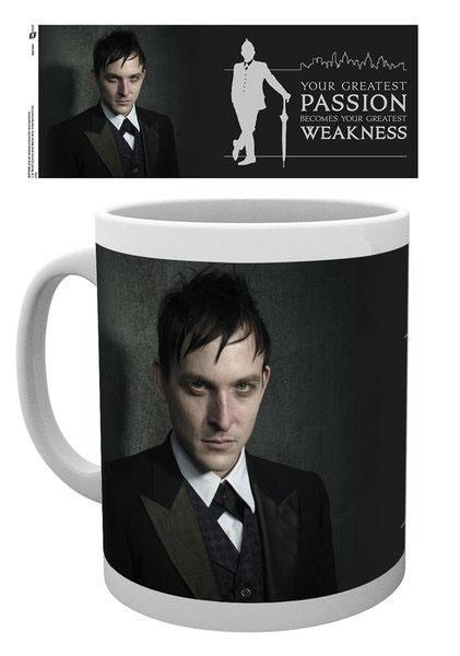 Gotham Mug Penguin