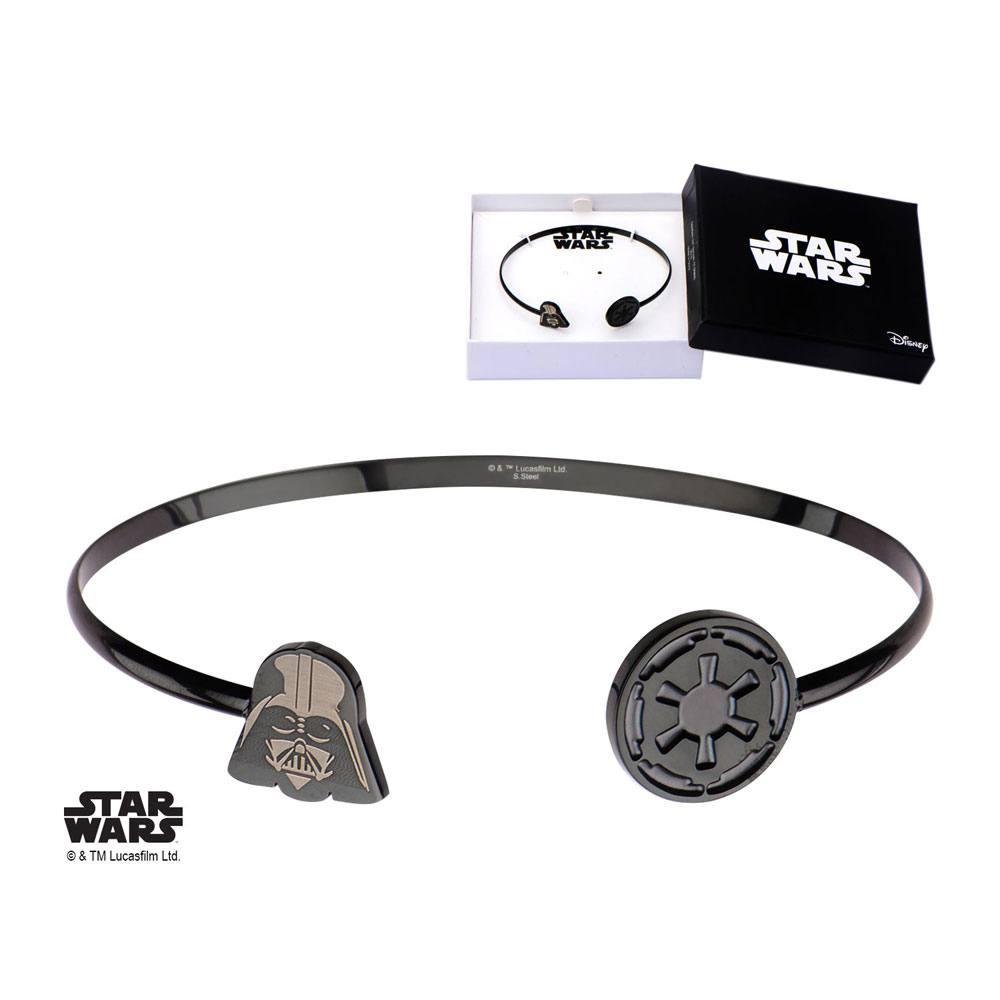 Star Wars Cuff Bangle Bracelet Darth Vader