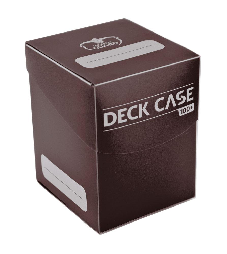 Ultimate Guard Deck Case 100+ Standard Size Brown