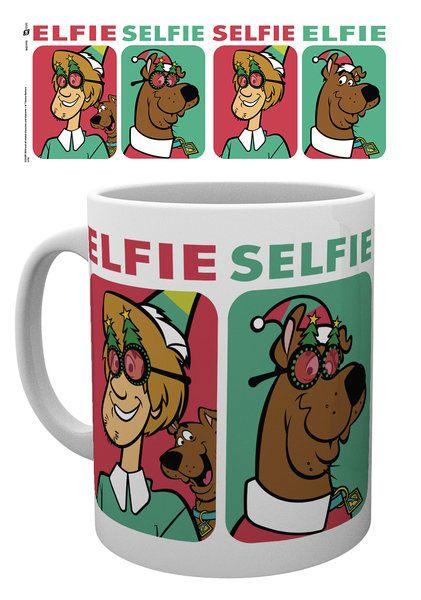 Scooby Doo Mug XMAS Elfie Selfie