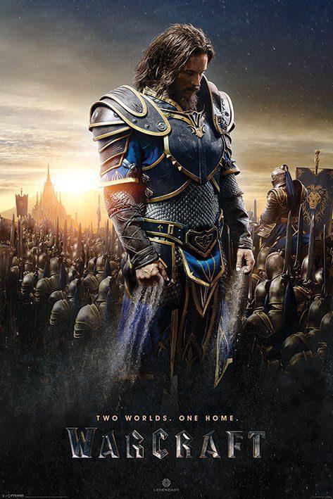 Warcraft Poster Pack Lothar 61 x 91 cm (5)