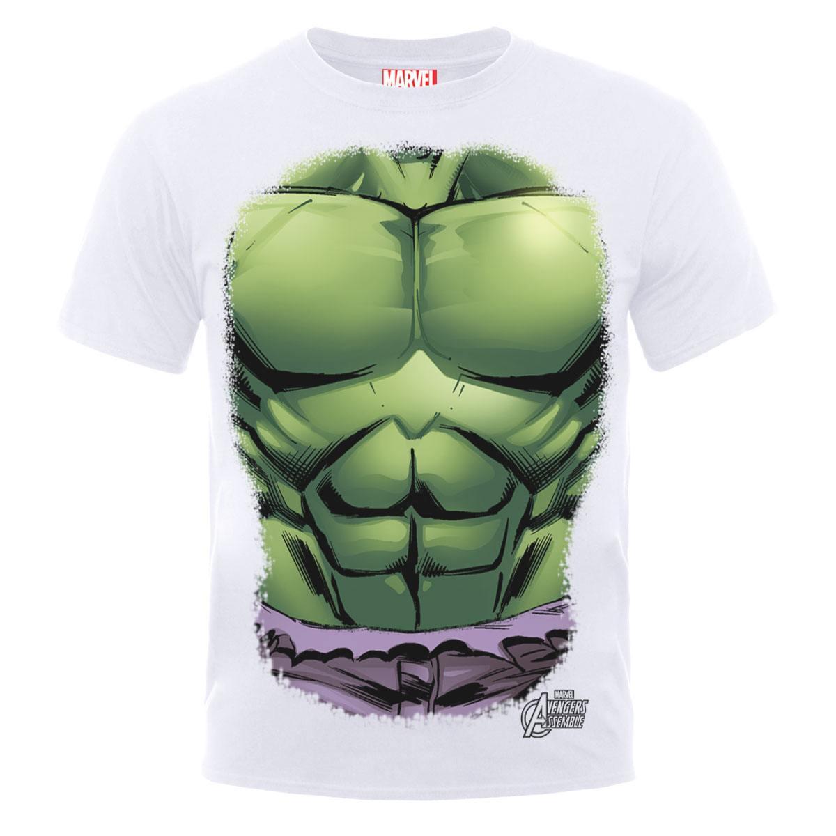 Marvel Comics T-Shirt Hulk Chest Size S