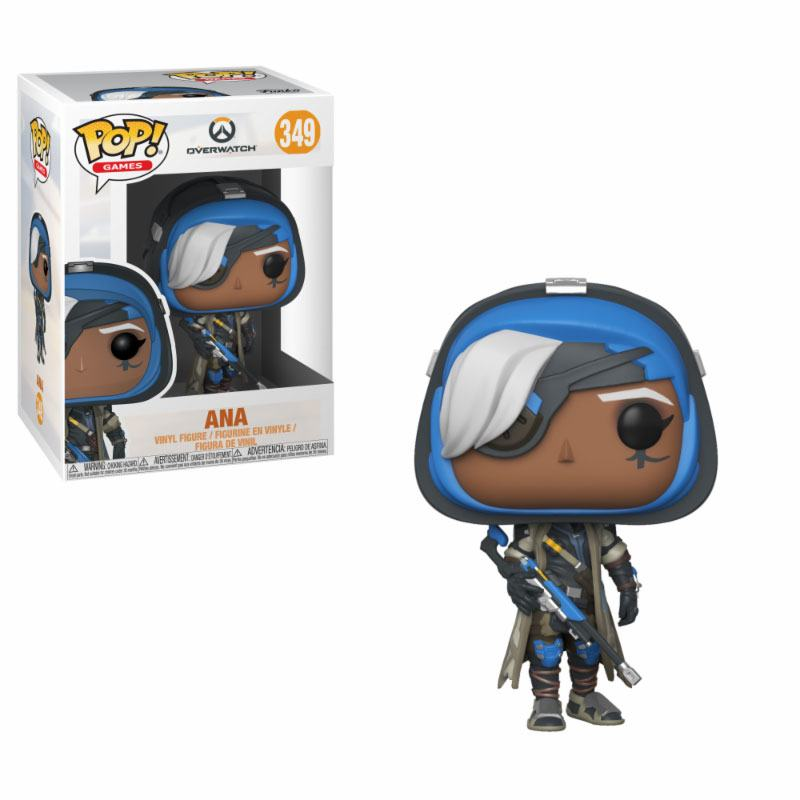 Overwatch POP! Games Vinyl Figure Ana 9 cm