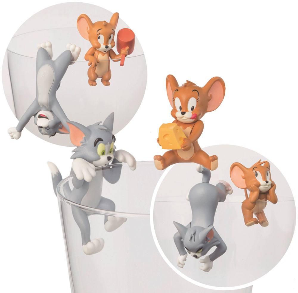 Tom & Jerry Putitto Series Trading Figure 4 - 5 cm Assortment (8)