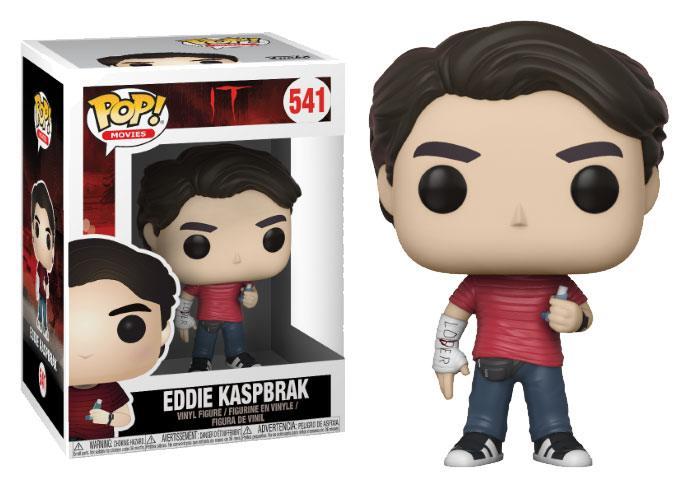 Stephen King's It 2017 POP! Movies Vinyl Figure Eddie Kaspbrak 9 cm