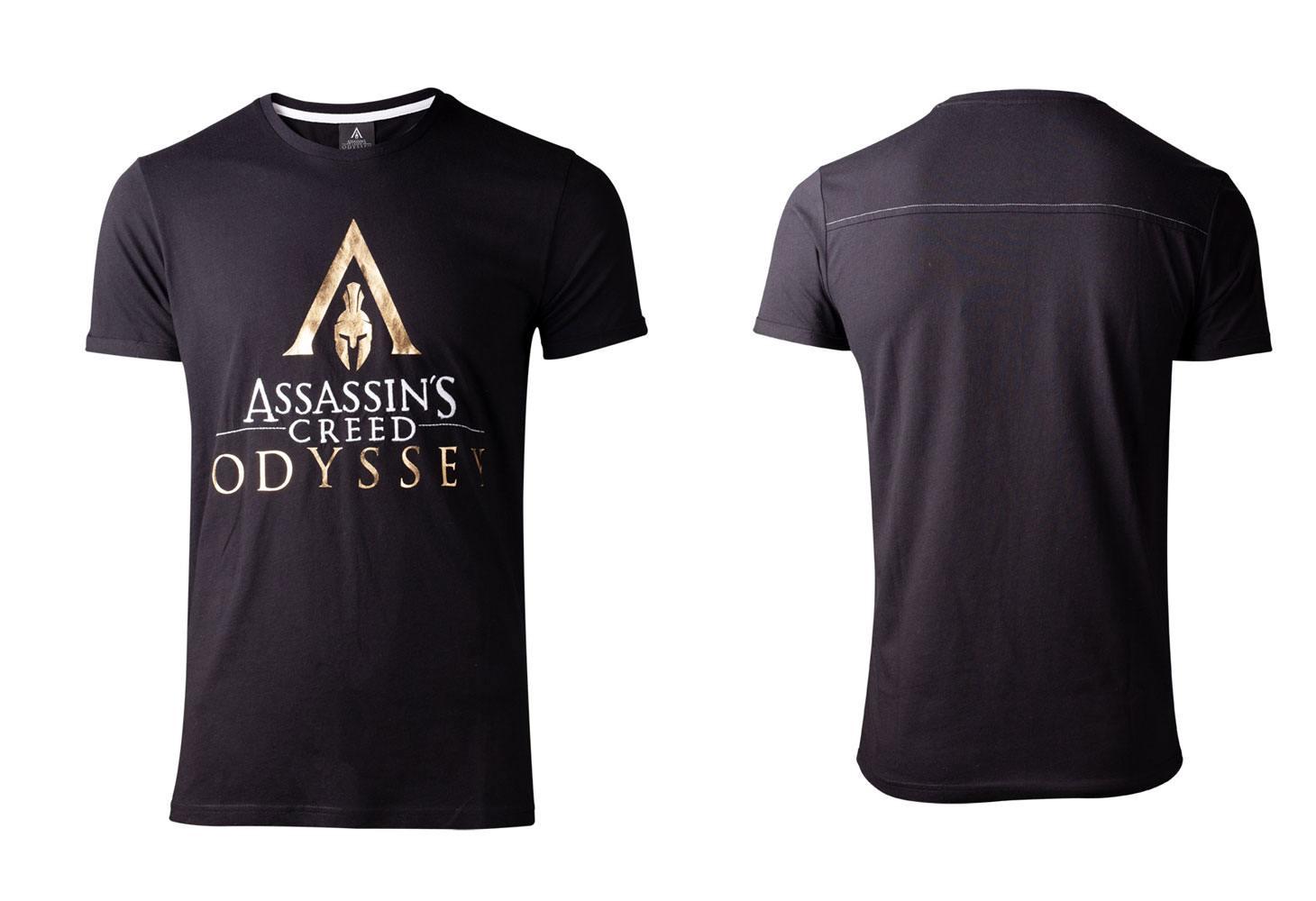 Assassin's Creed Odyssey T-Shirt Odyssey Logo Size L