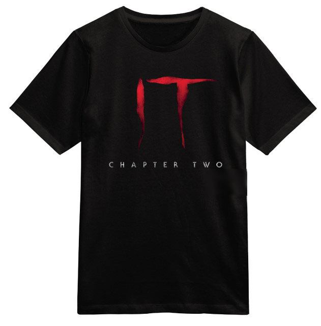 Stephen King's It 2 T-Shirt Chapter Two Size M