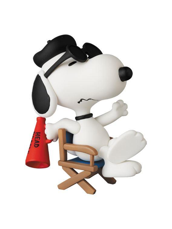 Peanuts UDF Series 11 Mini Figure Film Director Snoopy 7 cm