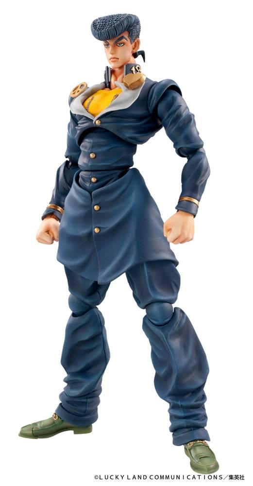JoJo's Bizarre Adventure Super Action Action Figure Chozokado (Josuke Higashikata) 15 cm
