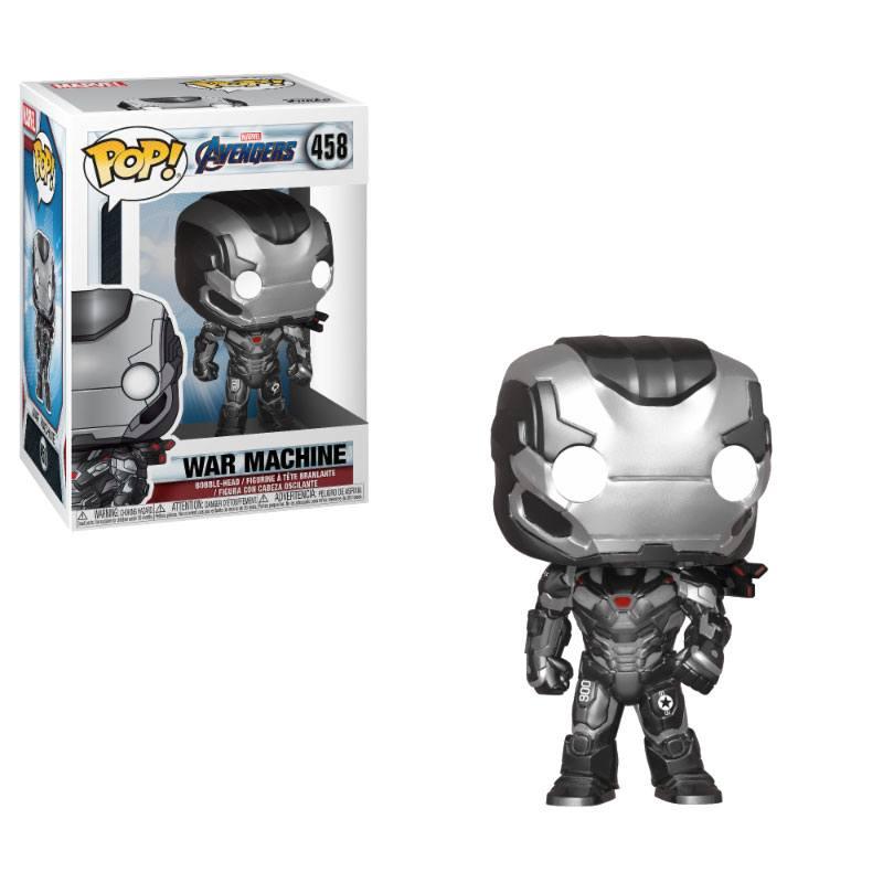 Avengers Endgame POP! Movies Vinyl Figure War Machine 9 cm