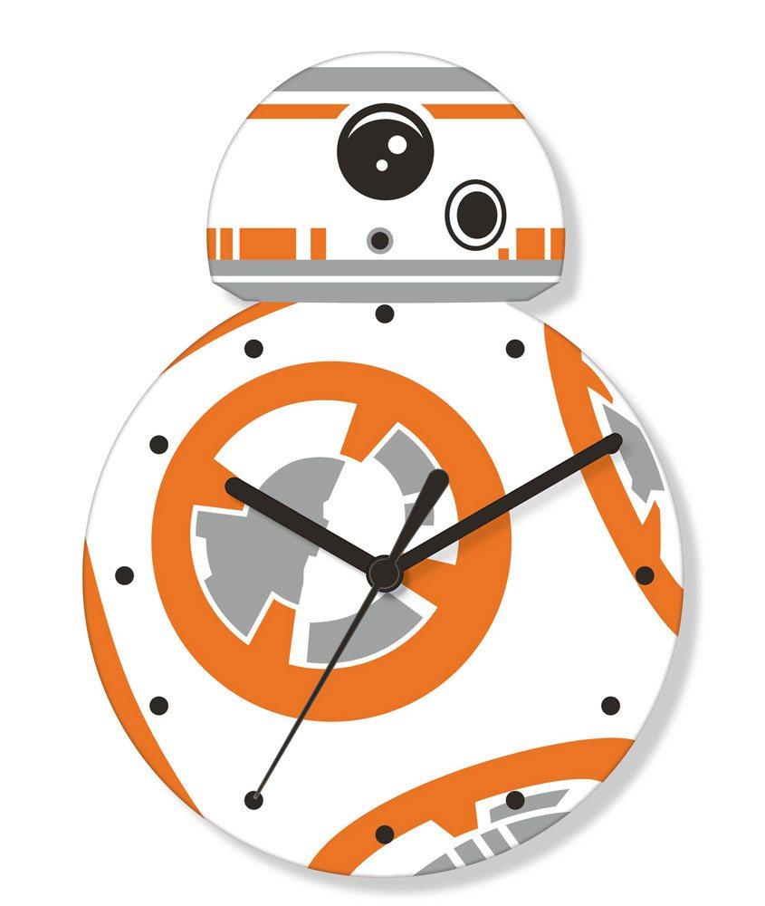 Star Wars Episode VII Wall Clock BB-8