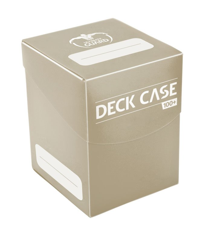 Ultimate Guard Deck Case 100+ Standard Size Sand