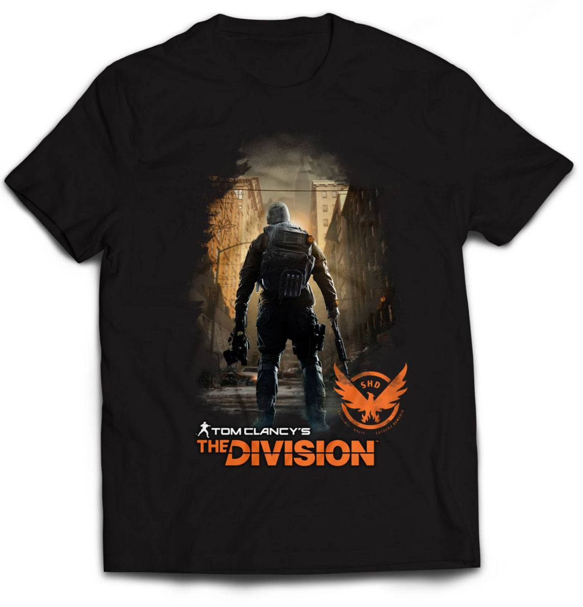 The Division T-Shirt Operation Dark Winter Size S