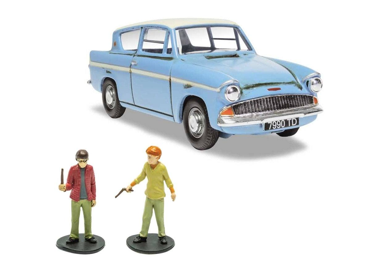Harry Potter Diecast Model 1/43 Ford Anglia