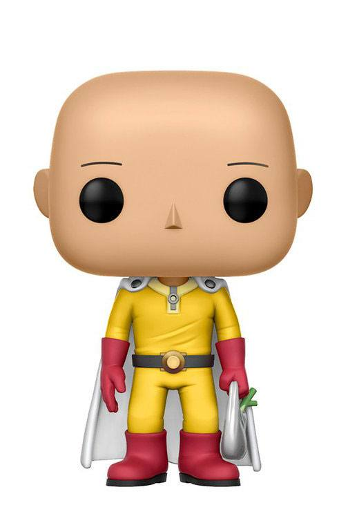 One-Punch Man POP! Animation Vinyl Figure Saitama 9 cm
