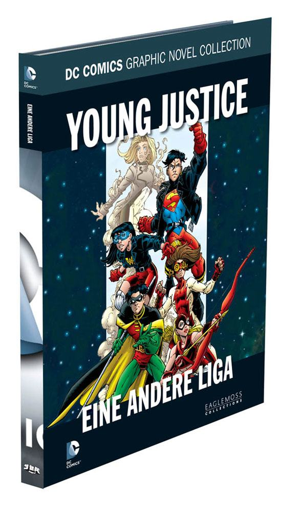 DC Comics Graphic Novel Collection #35 Young Justice: Eine Andere Liga Case (12) *German Version*