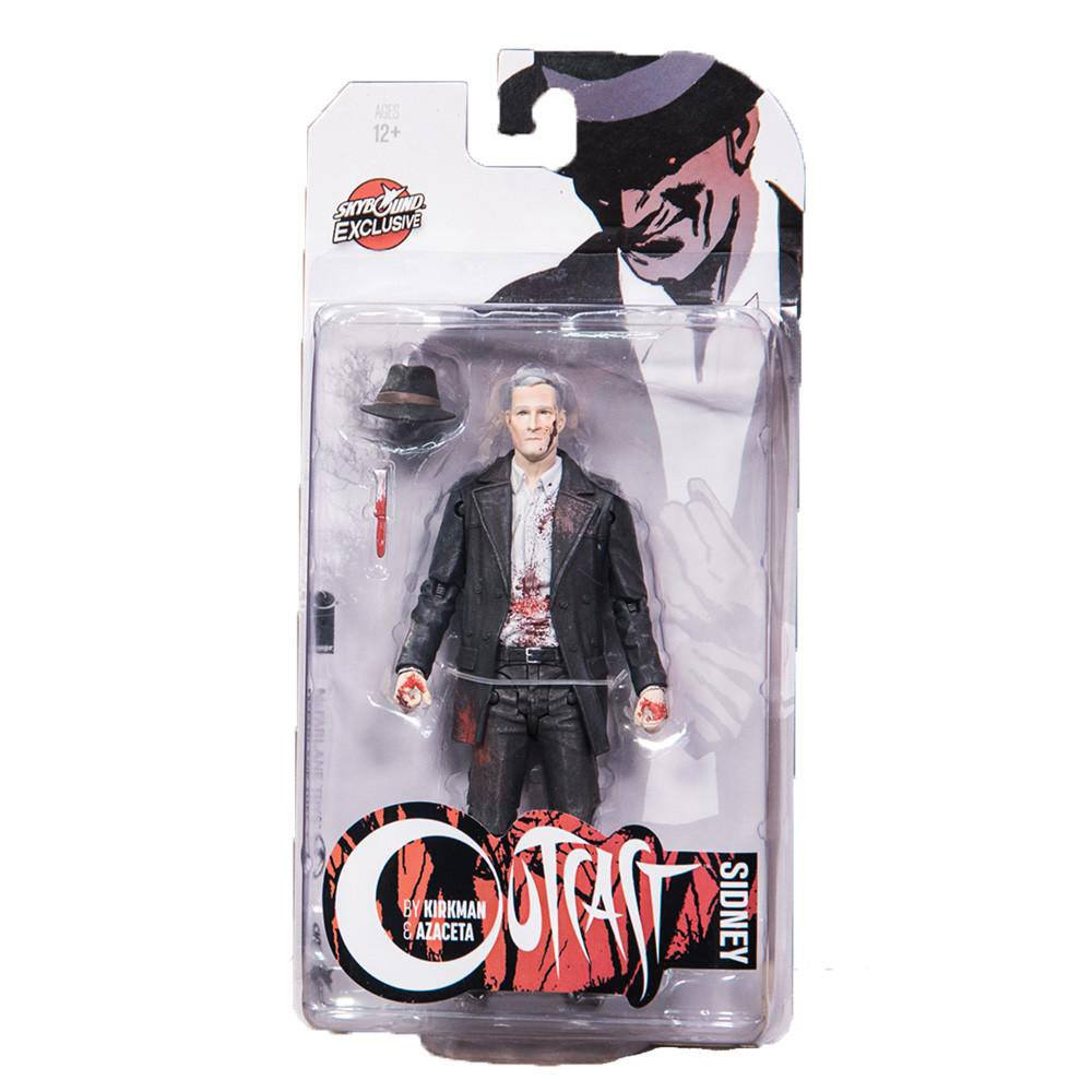 Outcast Action Figure Comic Sidney (Bloody) 15 cm