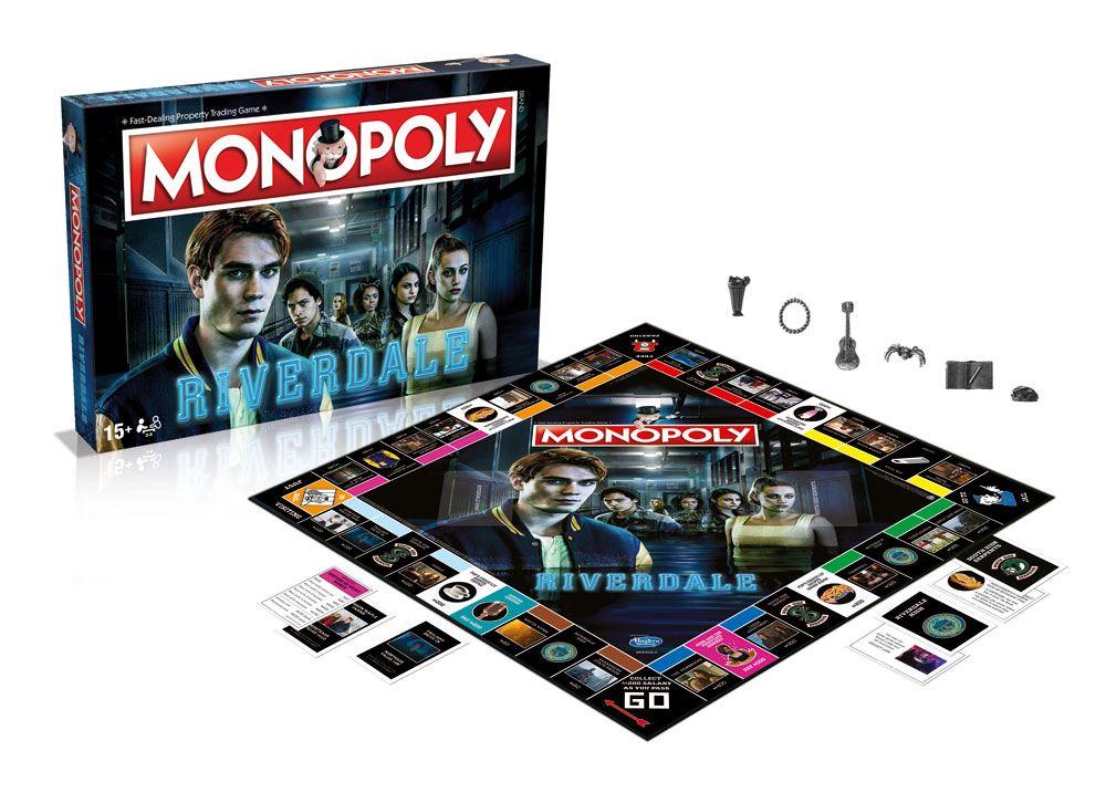 Riverdale Board Game Monopoly *English Version*