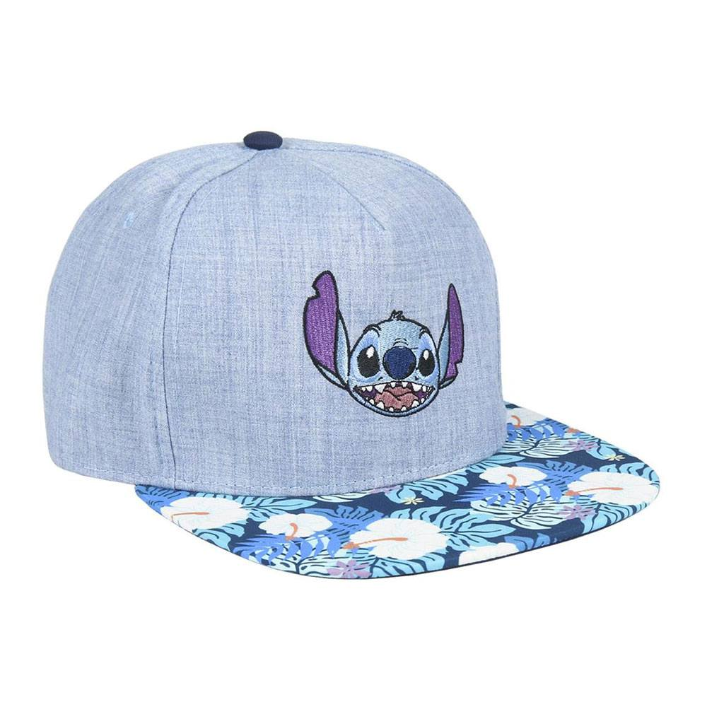 Lilo & Stitch Snapback Cap Stitch