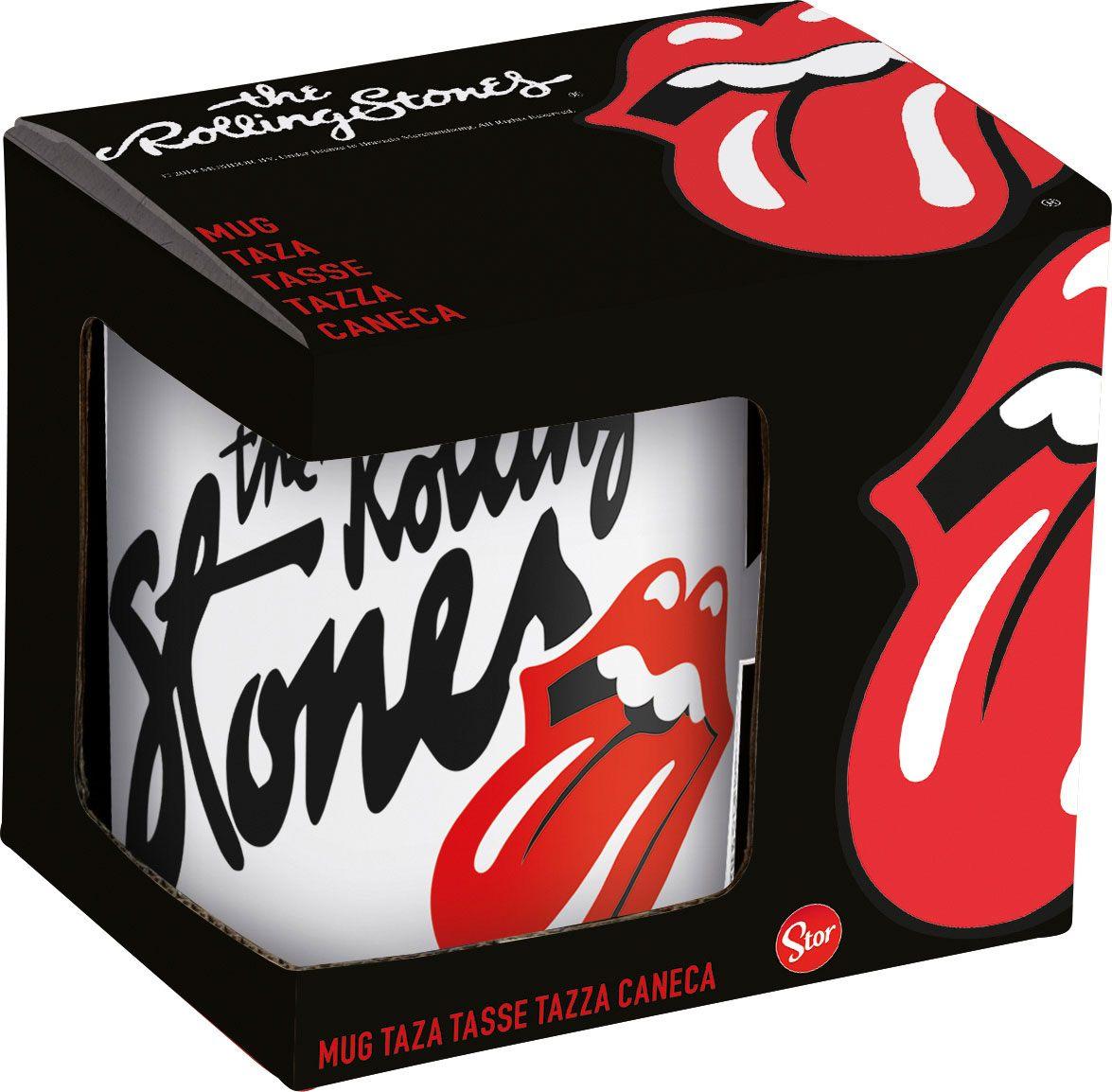 Rolling Stones Mug Logo