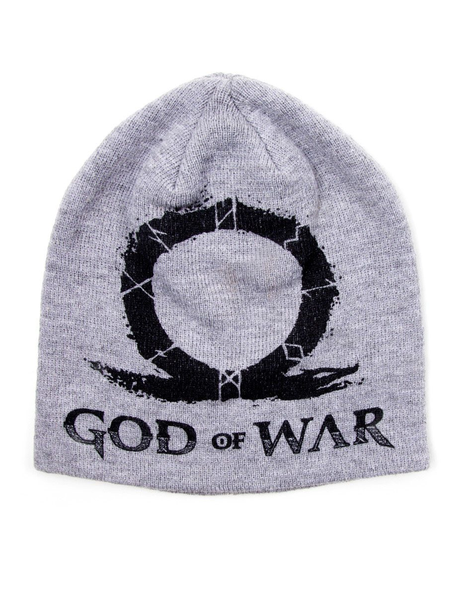 God Of War Beanie Logo