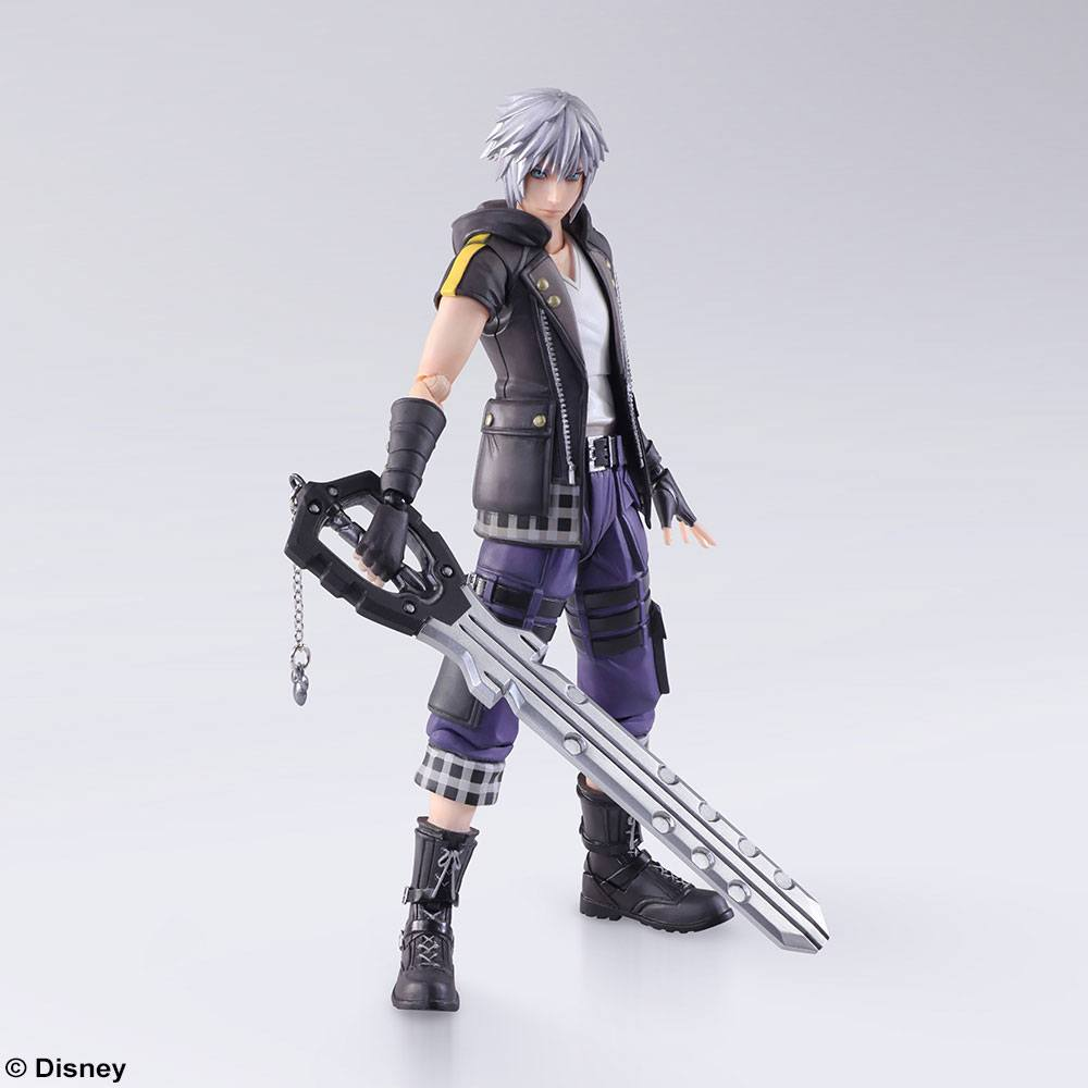 Kingdom Hearts III Bring Arts Action Figure Riku 16 cm
