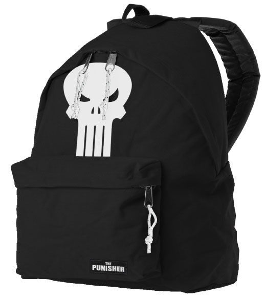 Punisher Backpack Punisher Logo