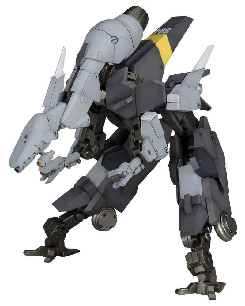 Frame Arms Plastic Model Kit 1/100 NSG-25y STRAUSS 15 cm