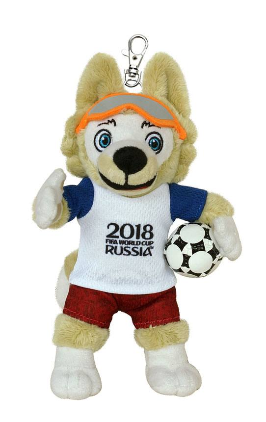 2018 FIFA World Cup Plush Figure Zabivaka 18 cm