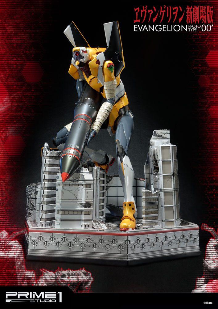 Neon Genesis Evangelion Statue EVA Proto Type-00 63 cm