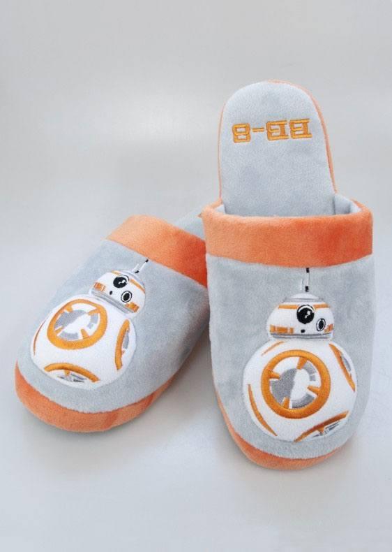 Star Wars Episode VII Slippers BB-8  Size M