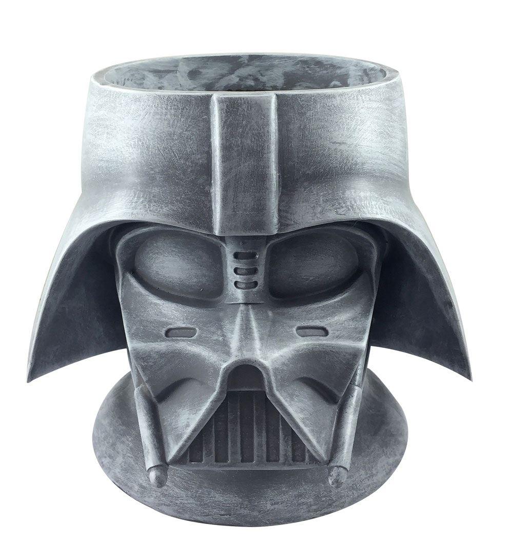 Star Wars Plant Pot Stone Darth Vader 25 cm