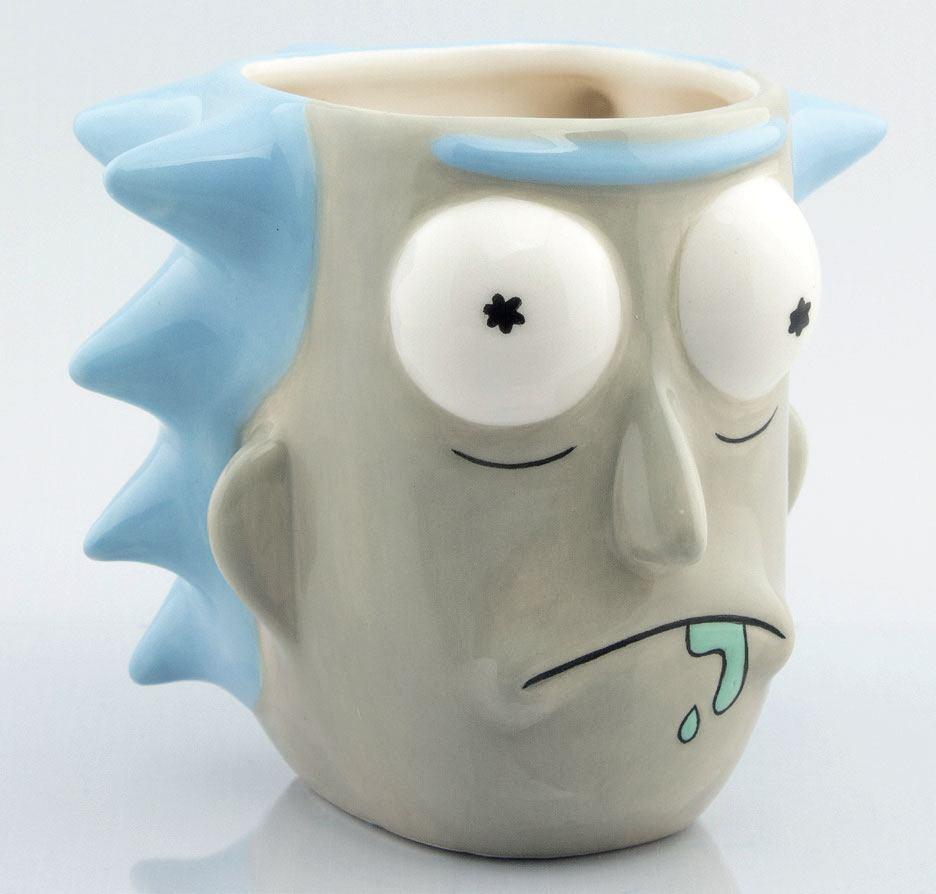 Rick & Morty 3D Mug Rick Sanchez