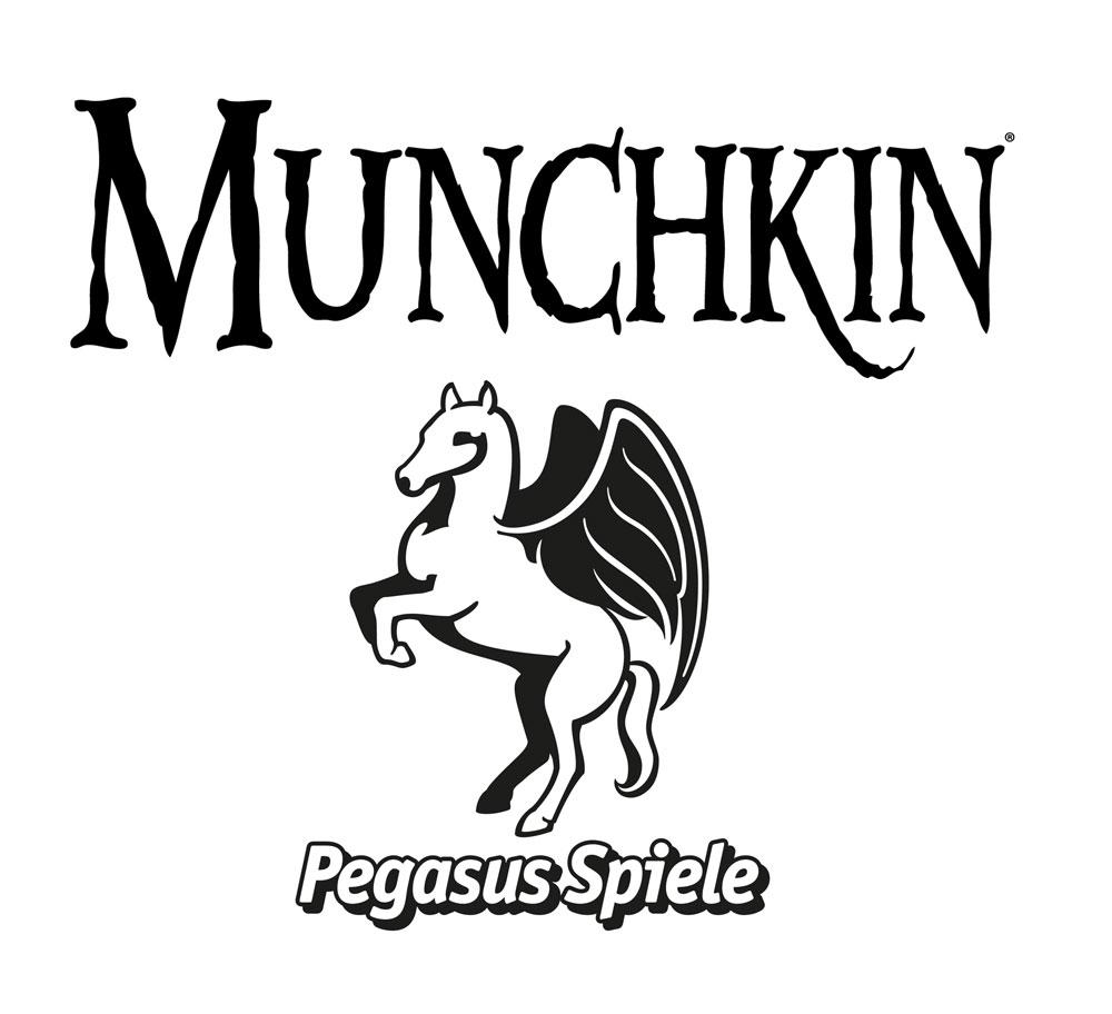Munchkin Trading Card Game Waldläufer und Krieger Starterset *German Version*
