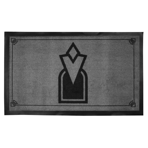 The Elder Scrolls V Skyrim Doormat Pentagram 44 x 75 cm