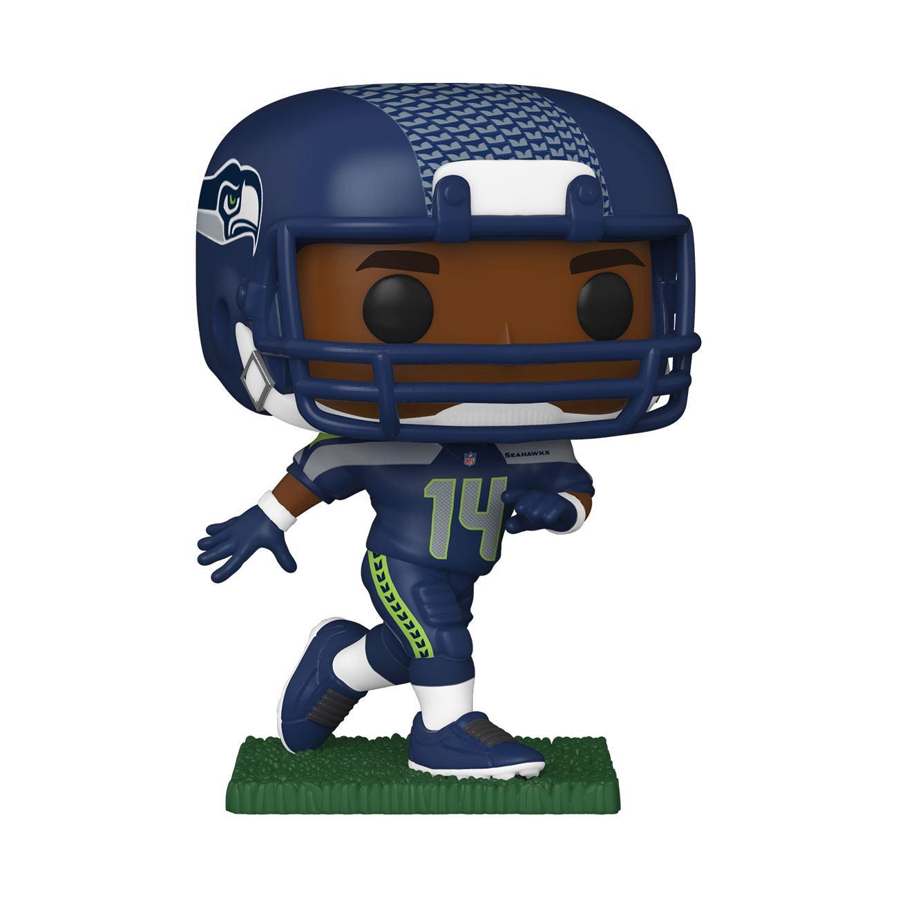 NFL POP! Sports Vinyl Figure D.K. Metcalf (Seattle Seahawks) 9 cm